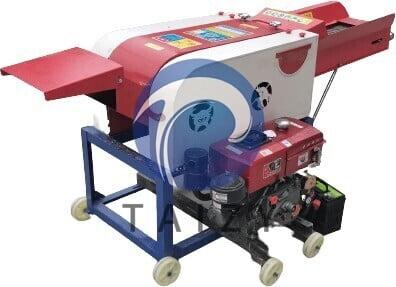 diesel-engine-chaff-cutter