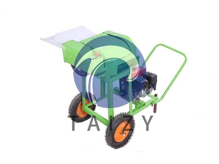 gasoline-engine-grass-chopper-machine