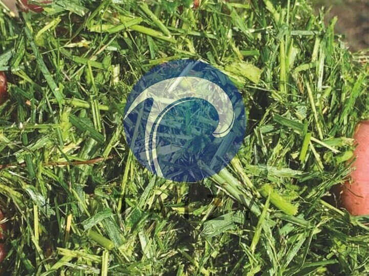 silage materials of suitable length